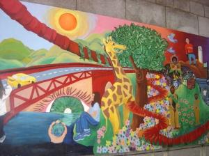 San Fran Mural